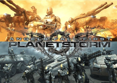 Angels Fall First: Planetstorm
