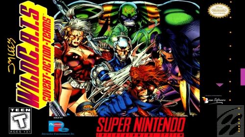 Jim Lee's Wild C.A.T.S.: Covert Action Teams
