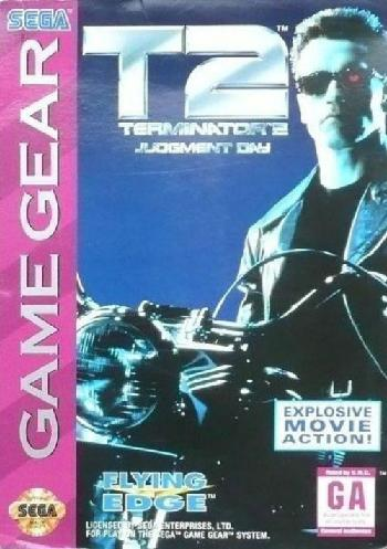 T2: Terminator 2 - Judgment Day for NES