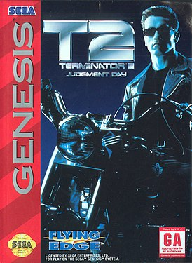 T2: Terminator 2 - Judgment Day for Genesis, SNES