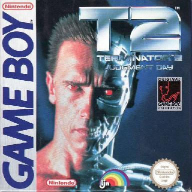 T2: Terminator 2 - Judgment Day for Game Boy