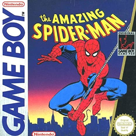 The Amazing Spider-Man for Game Boy