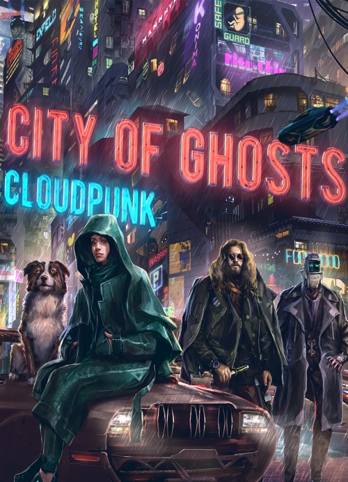 Cloudpunk: City of Ghosts