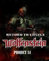 Return to Castle Wolfenstein: Project 51
