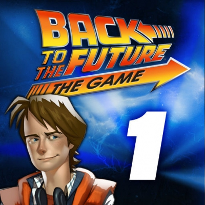 Back to the Future: The Game. Episode 1: It's About Time