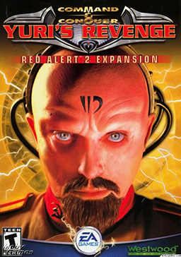 Command and Conquer: Red Alert 2-Yuri's Revenge