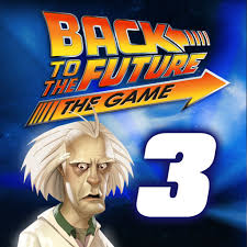 Back to the Future: The Game. Episode 3: Citizen Brown