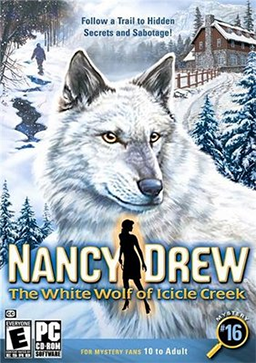 Nancy Drew: White Wolf of Icicle Creek