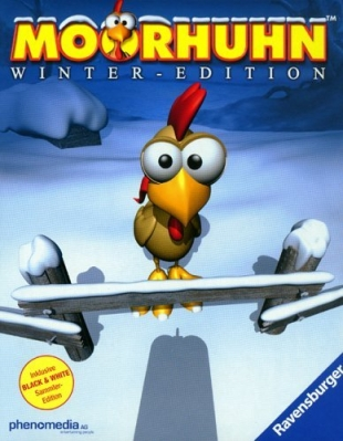 Moorhuhn: Winter Edition
