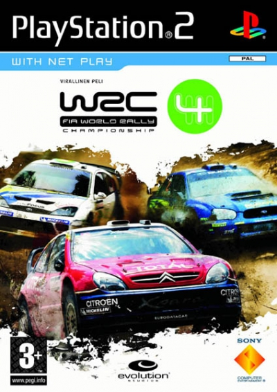 WRC 4: The Official Game of the FIA World Rally Championship