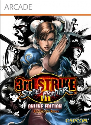 Street Fighter 3: Third Strike Online Edition