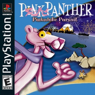 The Pink Panther Pikadelic Pursuit
