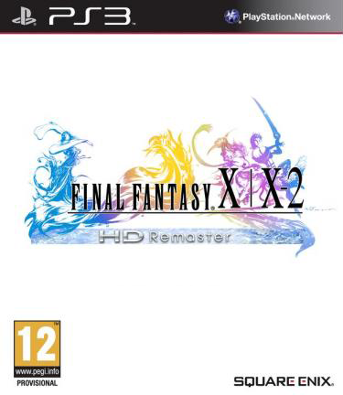 Final Fantasy X and X-2 HD Remaster