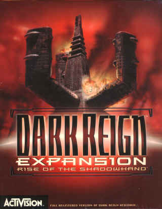 Dark Reign: Rise of the Shadowhand