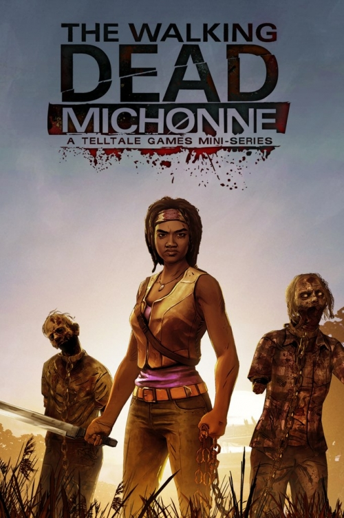 The Walking Dead: Michonne - A Telltale Miniseries: Episode 1