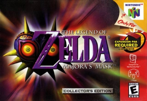 The Legend of Zelda: Majora's Mask