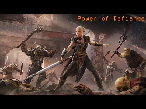 Middle-earth: Shadow of Mordor - The Power of Defiance
