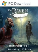 The Raven: Legacy of a Master Thief - Chapter II: Ancestry of Lies
