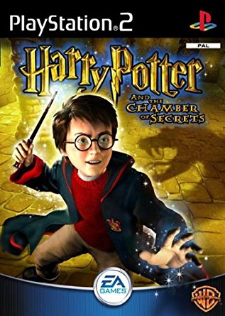 Harry Potter and the Chamber of Secrets for PlayStation 2