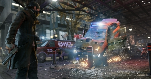 Watch Dogs Для Nintendo Wii U отменили